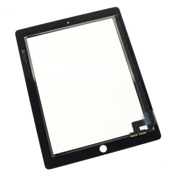 Сенсорное стекло (тачскрин) для Apple iPad 2 - 1