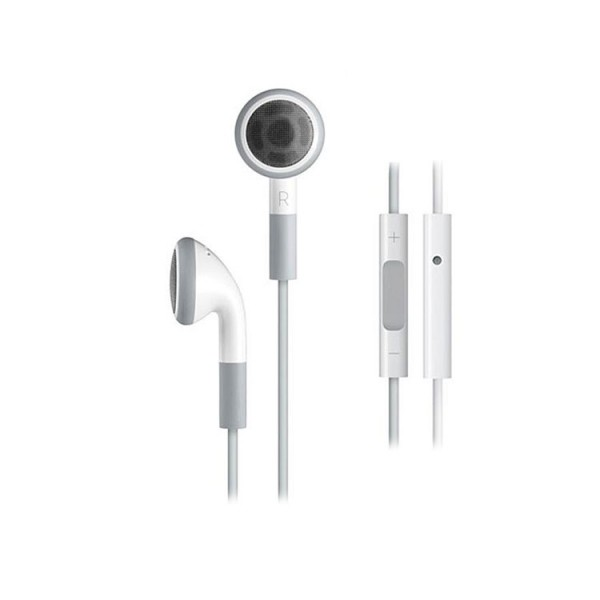 Гарнитура Apple Stereo Earphone с пультом дистанционного управления и микрофоном - 1
